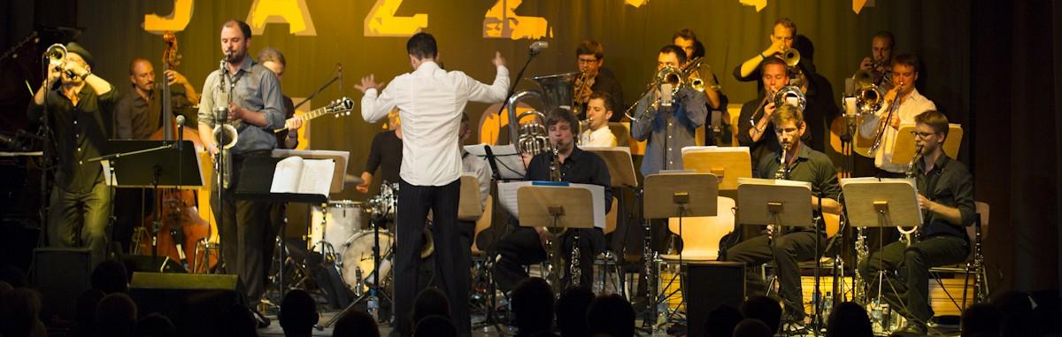 LJO feat. Dave Douglas, Langnau Jazz Nights © foto-graf.ch